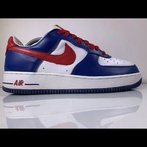Nike Air Force 1 LE 'Independence Day' Size 10.5